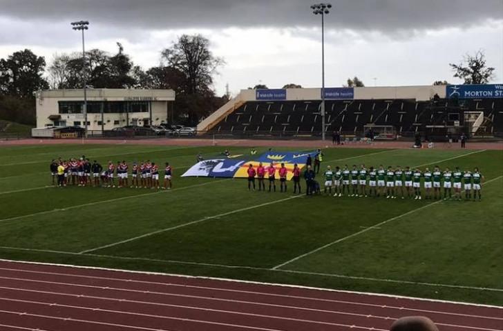 Ireland 10 - 24 France