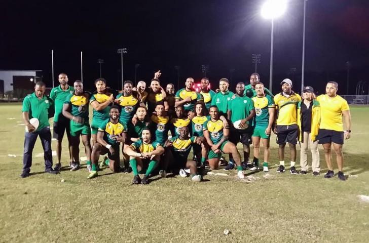 Canada 8 - 38 Jamaica