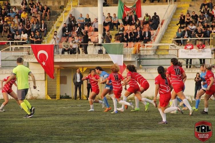 Turkey 18 - 14 Italy