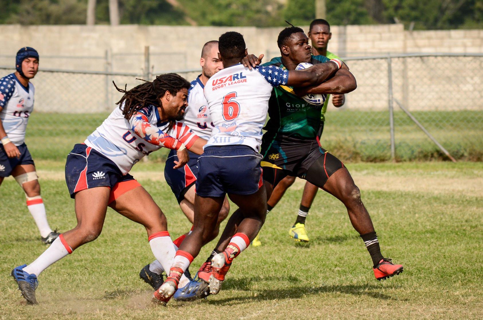 Jamaica 26 - 24 United States