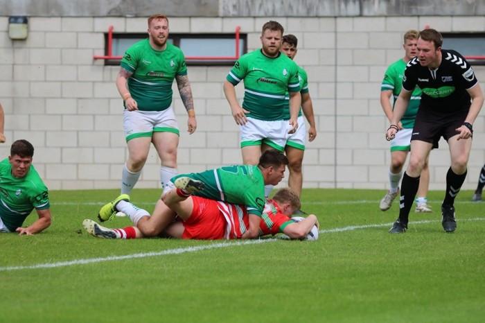 Wales 16 - 12 Ireland