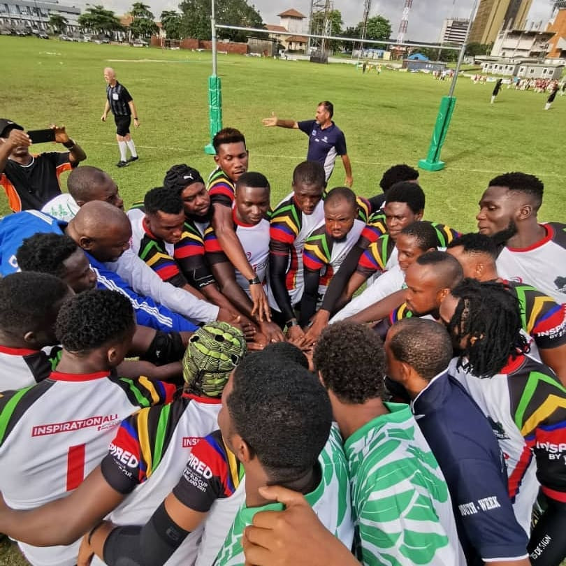 Nigeria 25 - 12 Ghana