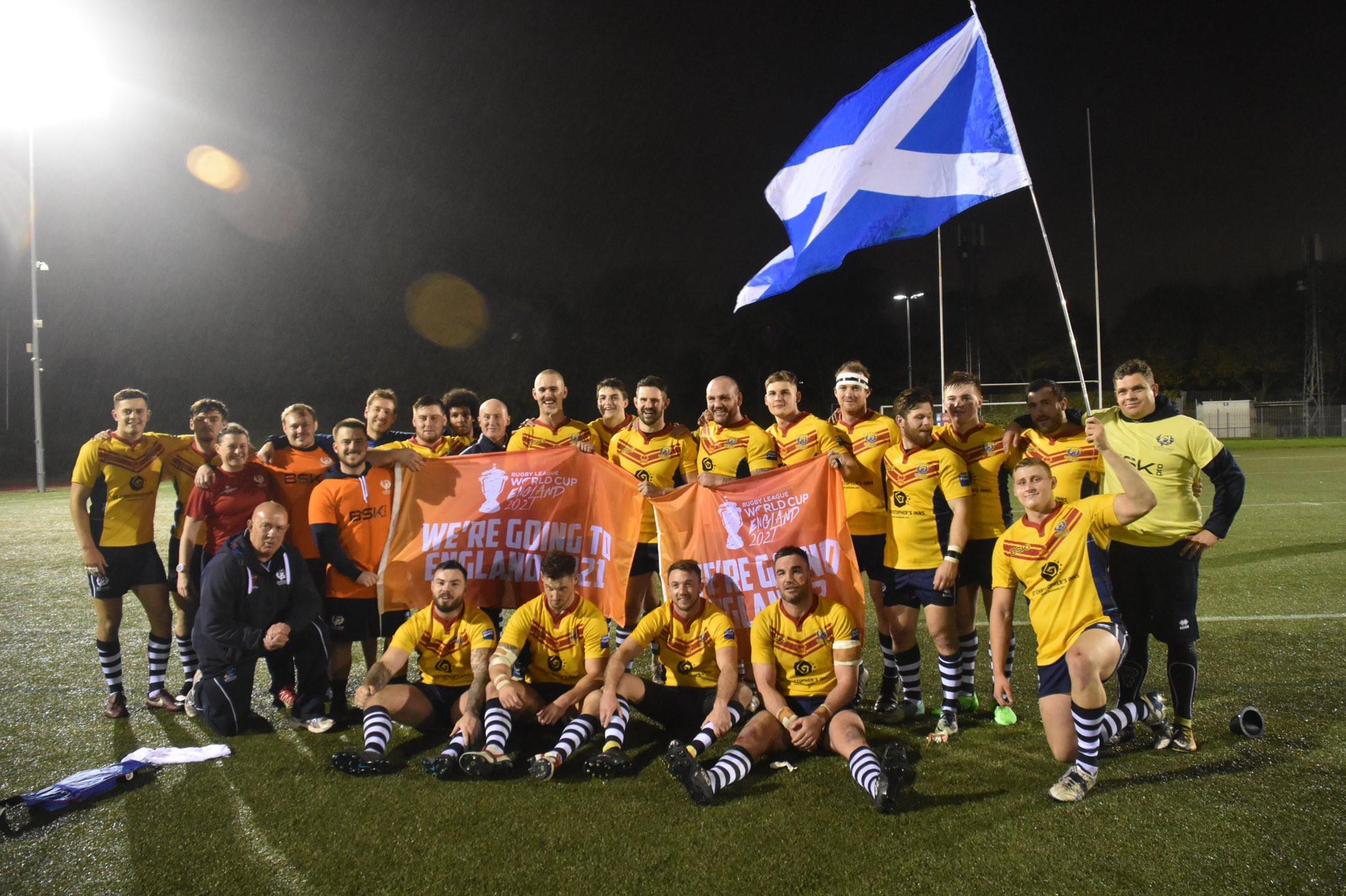 Greece 24 - 42 Scotland
