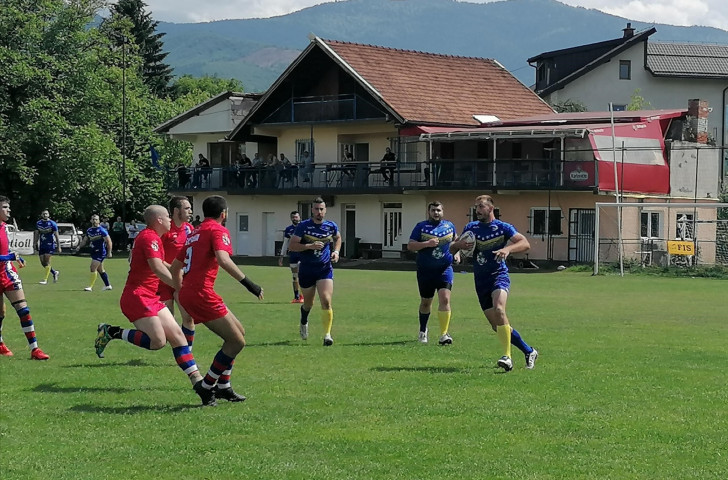 Bosnia and Herzegovina 4 - 50 Serbia